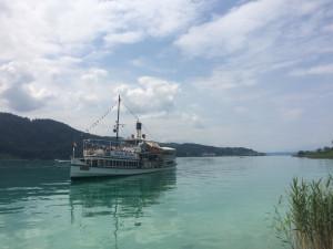 post race boat trip